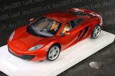 Minichamps Diecast MCLAREN MP4-12C 2011 METALLIC ORANGE 1/18