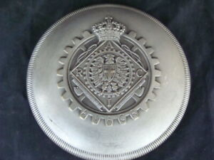 Badge placca RACI AIACR