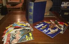 "Libri/Riviste/Giornali "" PANORAMA 1971 VOLUME XXII DAL 274 AL 286+RACCOGLITORE """
