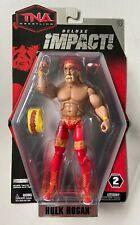 TNA Deluxe Impact HULK HOGAN Wrestling Figure WWF WWE DA