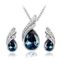dcd18e624bf9 Conjuntos de bisutería color principal plata cristal | Compra online ...