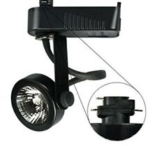Low-Voltage Black Gimbal Ring Track Light   NEW box