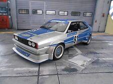 VW Volkswagen Scirocco MKI Zender Gr2 #81 Dittert Racing DRM 1978 Bos Resin 1:18