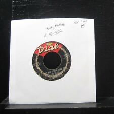 """Bobby Marchan I Gotta Sit Down And Cry 7"""" 45-3022 VG- Vinyl 45 Dial"""