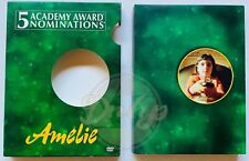 Amelie 2 Disc Set Dvd Region 1 Fold Out With Slip Cover Made Usa