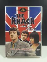 The Knack And How To Get (1965) DVD - UK Comedy  MOVIE - Michael Crawford - R4