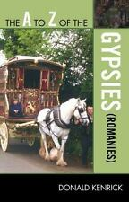 A to Z of the Gypsies (Romanies) (Paperback or Softback)