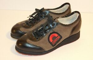 Vintage Asham Curling Shoes Woman's Size 6 Left Slider