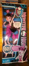 Monster High Dead Tired Draculaura Doll Mattel Toys Figure box perfect combine s