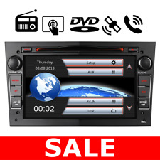 "7"" Autoradio Opel Astra Corsa Vectra Zafira Antara Vivaro DVD GPS NAVI DAB+ BT"