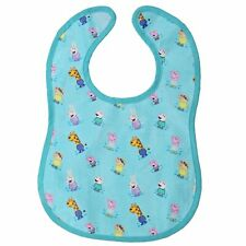 Peppa Pig Bib - Suitable From Birth to 3 Years