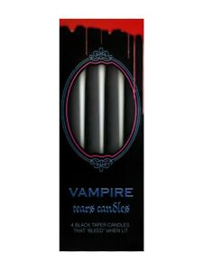 Vampire Tears Candles - Set Of 4