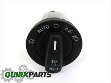 11-16 Chrysler Dodge Auto Headlights Foglights HEADLIGHT SWITCH REPLACEMENT OEM