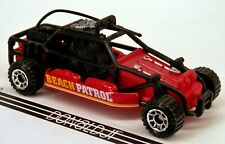 Matchbox Dune Buggy V8 Motor Sand Red w/Black Roll Cage & Seats 1:61 Scale 2000