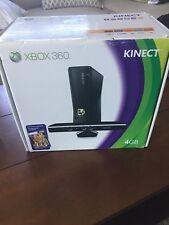 Microsoft Xbox 360 Kinect 4GB W/ 2 Controllers