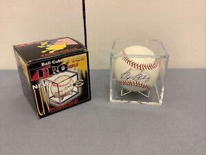 Washington National STEPHEN STRASBURG Signed Baseball In Case