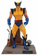 Marvel Select Figurine Wolverine Yellow Costume Action Figure - Diamond Select