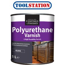 Polyurethane Varnish Gloss 1L