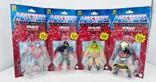 Mattel Masters of The Universe Origins 4set Tri-klops Hordak STRATOS Ninjor