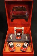 Norev Citroën Sport Gift Box 1:43 Citroën Xsara WRC 1-2-3 Rallye MC 2003