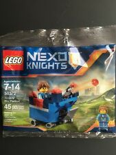 LEGO New Nexo Knights 30372 Robin's Mini Fortrex Polybag Sealed