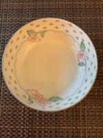 3 Vintage Sango Rose Chintz Bowl/Cereal Bowl # 3793 Korea