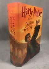PV02824 True 1st Edition / 1st Printing HARRY POTTER #7 DEATHLY HALLOWS