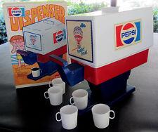 Vintage Pepsi Dispenser Item # 3075 By Chilton Toys