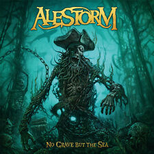 No Grave But The Sea - Alestorm (2017, CD NEUF) Explicit Version