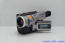 SONY DCR-TRV110E CAMCORDER DIGITAL 8 / HI8 / 8MM VIDEO-8 TAPE VIDEO CAMERA