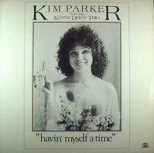 LP Kim parker/Kenny Drew trio-Havin 'Fallin a time, NM