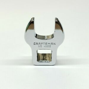"1/2"" Crows Foot Socket - 3/8"" Drive - Craftsman - 43622"
