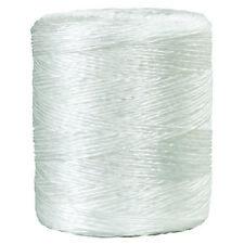 New listing Box Partners Polypropylene Tying Twine 3-Ply 725lb White 1800'/Case Twt180