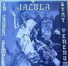 ITALIAN PROG JACULA - IN CAUDA SEMPER STAT VENEUM - COPY N° 067/299 LP SIGILLATO