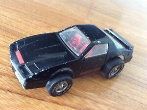 KNIGHT RIDER 2000 DARDA MOTOR CAR KITT BLACK Model toy car Michael Knight