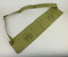 WWII US M1 Garand Bandoleer Cotton AMMO POUCH CAL 30 BALL M2 8 RD CLIPS -1251