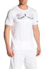 SZ M RARE!! NIKE KD Kevin Durant The Bay Bridge Dri-Fit T-Shirt White 914252-100