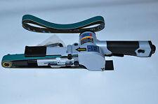 Belt Sander Large Air Power Operated Hand Power Belt Sanding Grinder Tool 20x520
