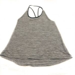 C9 By Champion Grey Workout Tank Top Halter Loose Active Large Racerback