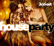 CD House Party von Various Artists  3CDs