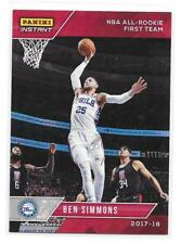 2017-18 Panini Instant NBA All-Rookie Team Ben Simmons RC - 1 of 279