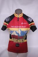 New Hincapie Women's Jersey Cycling Bike Medium Ride The Rockies Short Sleeve