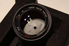 Porst Color Reflex 50mm f1.2 Fuji Optics EBC X-Fujinon 50 1.2 Adapt to mirrorles