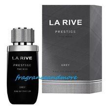 LA RIVE PRESTIGE THE MAN GREY COLOGNE FOR MEN 2.5 OZ / 75 ML EAU DE PARFUM SPRAY