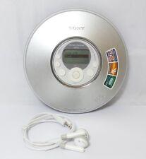 Sony Dne319 Mp3/Atrac Cd Walkman - Silver (D-Ne319/S)
