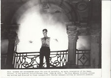 Richard Jay Silverthorn barechested as a demon Fear No Evil VINTAGE Photo
