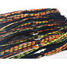 10pc Pro Series BaSS silicone Skirt For SpinnerBait jig Skirt Fishing skirts 153