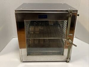 Boekel Scientific Standard  Desiccator w/ shelves and Supplies - As pictured
