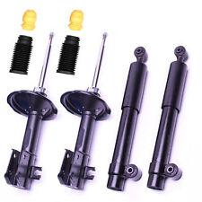 4 Stoßdämpfer Gasdruck vorne hinten + Staubschutz VA - Cinquecento, Seicento 187