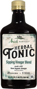 MINI SIZE Herbal Tonic Amish Harvest Brand by Yoder Naturals 12.5 oz